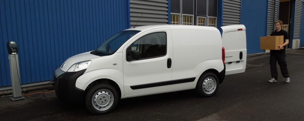 Fiat Fiorino EV